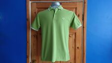 MENS FRED PERRY POLO SHIRT, SIZE MEDIUM, GREEN, MODS ,SKINS ECT