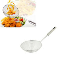 Stainless Steel Skimmer Spider Strainer Ladle for Pasta Noodles and Frying 12 IN