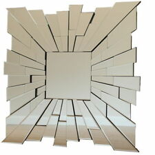 Art Deco Style Frame Decorative Mirrors