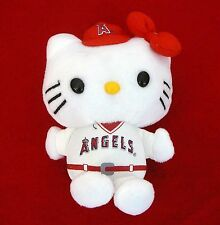 HELLO KITTY & LA Anaheim Angels Plush Toy - Stadium Giveaway August 2016 - NEW