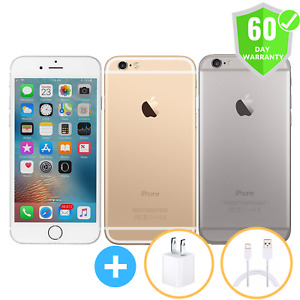 iPhone 6 | GSM Unlocked | AT&T | T-mobile | 16GB 32GB 64GB 128GB | Very Good