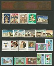 BAHAMAS SMALL FINE *MOSTLY) UNMOUNTED MINT COLLECTION IN SETS & PART SETS