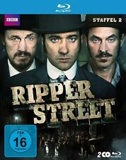 2 Blu-rays * RIPPER STREET - SEASON / STAFFEL 2  # NEU OVP WVG