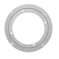 120mm Round Aluminum Lazy Susan Rotating Turntable Bearings for Dining-table