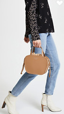 MELI MELO Rosetta Cross Body Bag Light Tan/gold made in Itlay MSRP $585