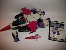 Transformers G1 Takara Hasbro Original Robot Figure Apeface Headmaster
