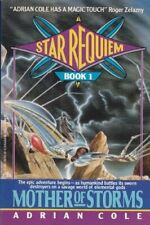 Complete Set Series - Lot of 4 Star Requiem books by Adrian Cole
