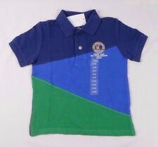 Ralph Lauren Baby Boys' Cotton Mesh Polo Shirt Top Sizes 12 18 24 Month Cotton Golf Green 12m