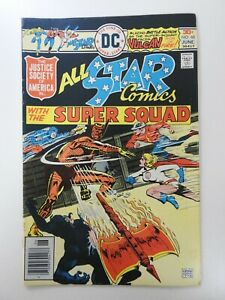 All-Star Comics #60 Appearance of Power Girl! Sharp Fine- Condition!!