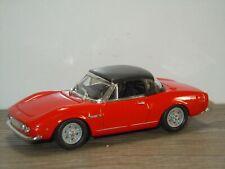 Fiat Dino Spider - Progetto K Italy 1:43 *40769