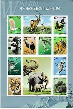 2000 China Miniature Sheet SG 4472, Mint Never Hinged