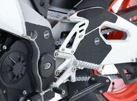 Aprilia RSV4 RF 2016 R&G Racing Boot Guard Kit EZBG001BL