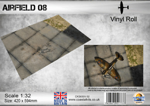 Coastal Kits 1.32 Vinyl Airfield 8