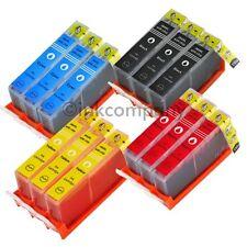 12 Drucker Patronen für HP 364 XL Deskjet 3520 3522 Officejet 4620 4622 mit Chip