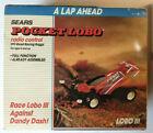 New Vintage Sears Pocket Lobo III Radio Control Racing Buggy Car - Red