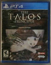The Talos Principle: Deluxe Edition - PlayStation 4 PS4, NEW Sealed