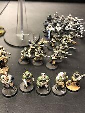warhammer 40k Army Cadian Army