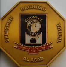 TASK FORCE TROY SPY v SPY COUNTER IED TRAIN TEAM OIF Iraq AQAP Arabian Peninsula