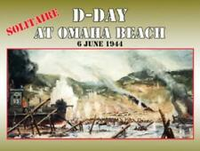 Decision Wargame D-Day at Omaha Beach (1st Ed) Ex