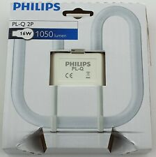 PHILIPS 2D 16W 2P WHITE 835 3500K PL-Q 1050 LUMEN