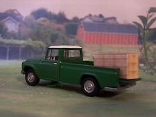 1965 INTERNATIONAL SCOUT 1/64 SCALE DIECAST MODEL COLLECT- DISPLAY - DIORAMA  V