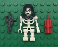 Lego Ghost Skeleton Warrior Minifig Lot: army trooper castle warlord soldier