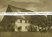 Erzgebirge in Sachsen - Bauernhaus - Bauernhof - um 1935  U 11-22