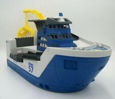 Marine Rescue Shark Ship by Matchbox 2013