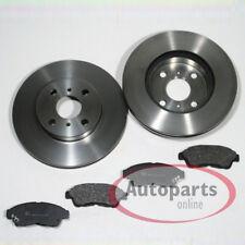 Ford Fiesta 6 VI - Bremsscheiben Bremsen Bremsbeläge für vorne die Vorderachse