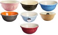 Mason Cash Large Mixing Bowls Chip Resistant Ceramic Vintage Style Bowls 29cm