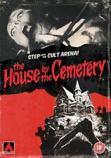 The House by the Cemetery [ Arrowdrome DVD] with booklet