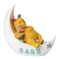 Disney Classic Winnie The Pooh & Piglet Star Gazing Figurine Ornament A25680