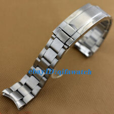 P210 Parnis Stainless Steel 20mm Sterile Bracelet 316L Solid Kit  Men's Watch