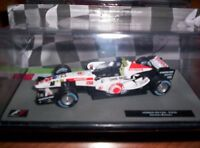 HONDA RA 106 - 2006  JENSON BUTTON -SCALA 1/43