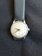 Vintage Zenith Sporto Stainless Steel Swiss Made Watch Rare #9464676 Cal. 40 33m