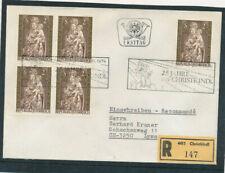 Christkindl Reco-Brief 29.11.1974, Ersttag  (CH15)