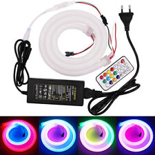Addressable LED Strip Light WS2811 WS2812 Waterproof 5050 RGB LED Neon Rope 12V
