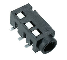 3.5mm PCB Mount Stereo Jack Socket