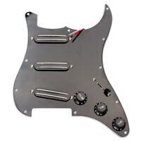 Loaded Pickguard Set mit Dual Rail Humbucker Pickup für  Gitarre
