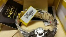 Invicta 46mm I Force 14955 Lefty Chronograph Stainless Steel Bracelet Watch Mop