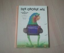 Der grosse Mix - ein unordentliches Bilderbuch Buch von Julia Gukova