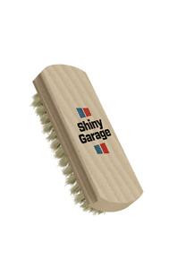Shiny Garage Leather Brush Weiche Lederbürste