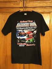 2017 National Farm Machinery Show T-Shirt Small