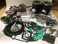 THE MOST COMPLETE Wiseco Hotrods Banshee Ported Cylinder Stock Motor Rebuild Kit
