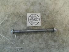 1983 YAMAHA XVZ1200 VENTURE FRONT AXLE WITH NUT WASHER