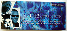 BLUES Collection 6 x CD Box NEAR-MINT Fats Waller RAY CHARLES Billie Holiday etc