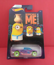 HOT WHEELS MINION - DESPICABLE ME - JESTER - VOITURE - ANNEE 2016 - R 3971