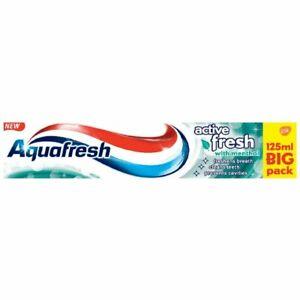 Aquafresh  Active Fresh tooth paste 125ML