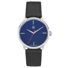 """Mercedes Benz Original Herren Armbanduhr """"Basic"""" Blau Neu OVP"""
