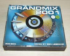 v/a GRANDMIX 2001 3CD Mixed by Ben Liebrand